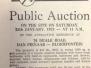 Auction Adverts